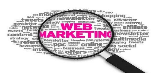 Référencement web marketing